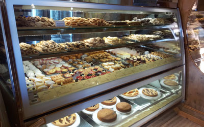 Why choose the Pasticceria Ghedina